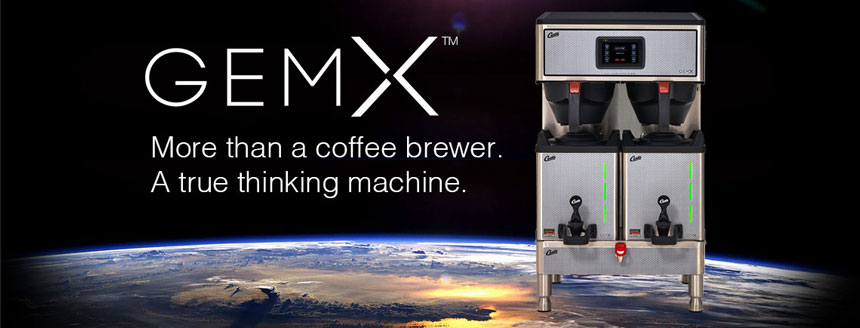 Curtis G4 GemX IntelliFresh Coffee Brewer